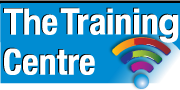 the training center logo